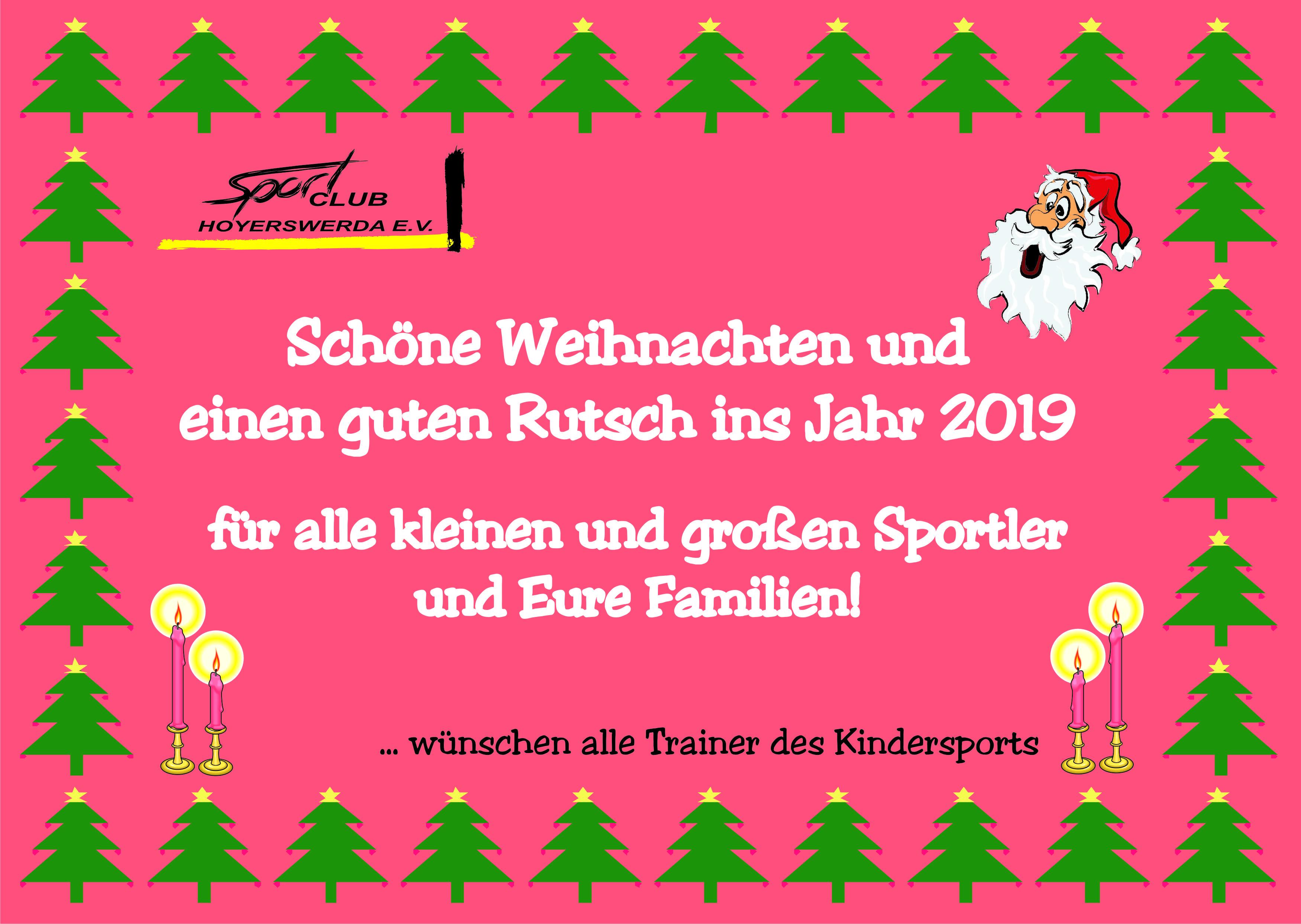 Weihnachtsgrüße Fussballtrainer.Weihnachtsgrüße Kindersport