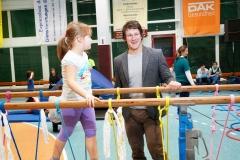 Adventssportfest mit Matthias Steiner