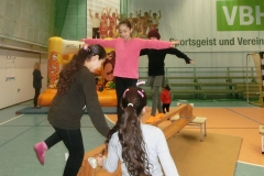 Kindersportfest des Asylbewerberheims AWO