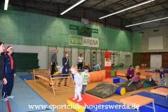 Nikolaussportfest, 2-4Jährige
