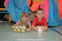 Nikolaussportfest, 5-8 jährige